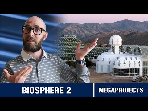 Biosphere 2: The Martian Colony We Made on Earth... And How it Went Wrong