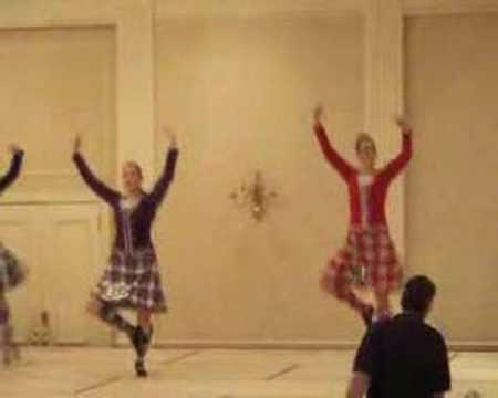 Scottish Highland Dancing: Highland Fling