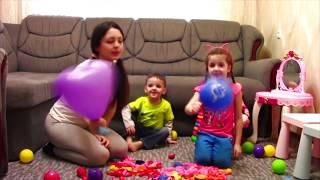 Веселые игры для детей от Маши и Вани