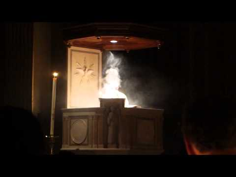 Easter Vigil at Cathedral Basilica of Sts. Peter & Paul