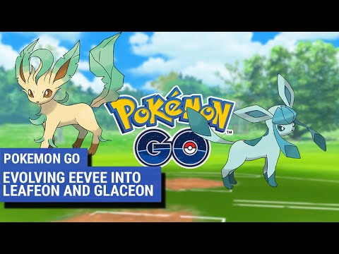 Pokémon Go: How To Evolve Eevee Into Evolutions Leafeon And Glaceon