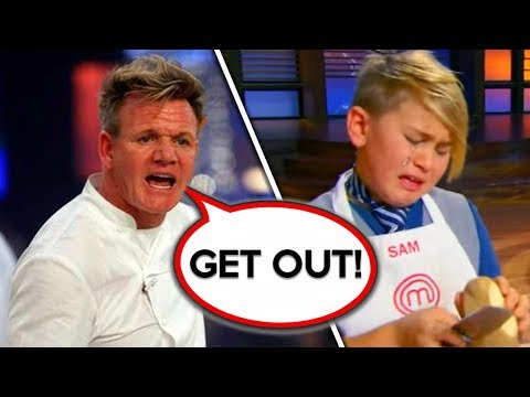 Times Gordon Ramsey Crossed The Line