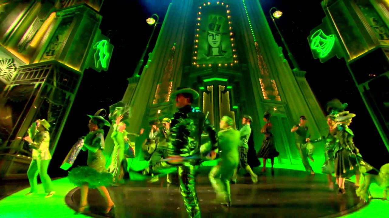 Green curtain oz - Michael Crawford The Wizard Of Oz