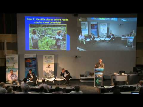 Tropical Talks - Distinguished Professor William Laurance