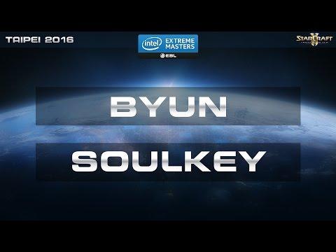 StarCraft 2 - Byun vs. Soulkey (TvZ) - IEM Taipei 2016 - Semifinal