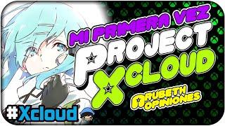 💚MI PRIMERA VEZ en Xbox Project xCLOUD💚 ⭐OPINION Y PRUEBA⭐