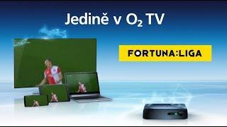 FORTUNA:LIGA a Liga mistrů jedině v O2 TV!