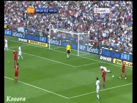 ريال مدريد 8 3 بايرن ميونيخ ملخص الشوط الأول Youtube