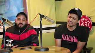Struggle Behind Making of The Most Viral Song Lamberghini | The Doorbeen | RJ Akriti | RED FM