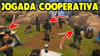 Jogada Cooperativa Multiplayer Last Day On Earth