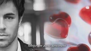 Wish I was your lover - Aş dori să fiu iubitul tău -  Enrique Iglesias