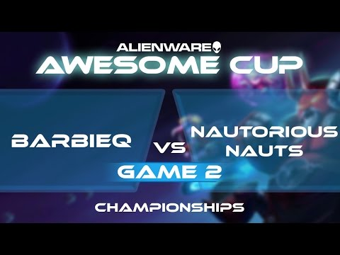 Nautorious vs BarbieQ - G2 - AAC2: Championships