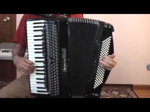 Easy accordion music - Gülümcan-vals