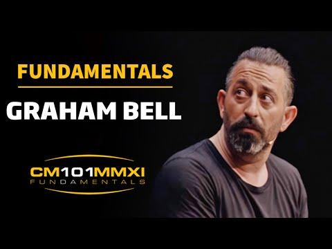 Cem Yılmaz  Graham Bell
