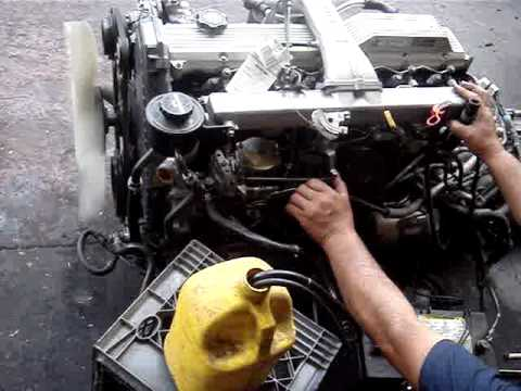 Toyota 1HD-T Engine for Chris