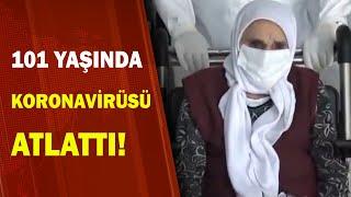 Fatma Nine Koronavirüsle Mücadelesini Kazandı!