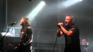 Yö - Kuuhullu (Live 25.07.2012 @ Poroholma, Rauma)