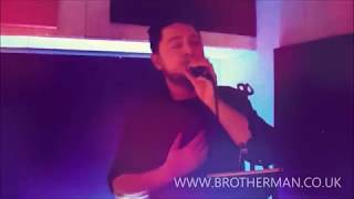 Just The Way You Are | Barry White | Brother Man Live Session
