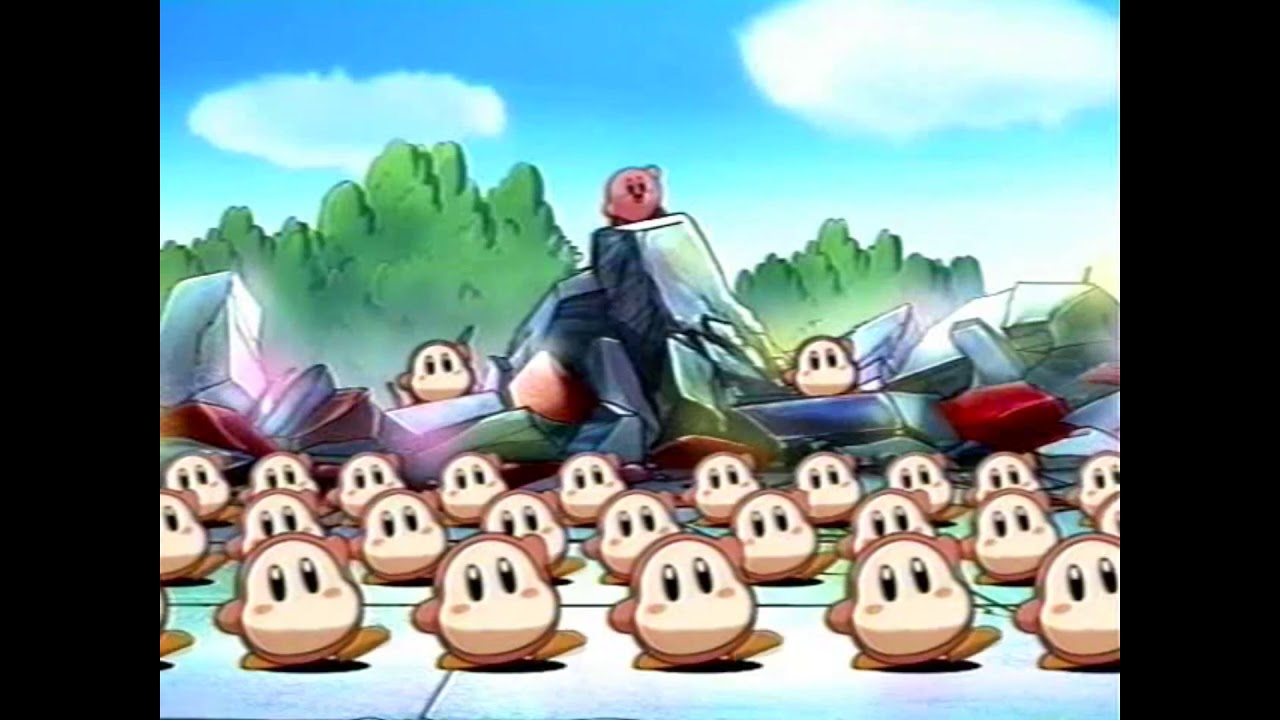 Cute Little Waddle Dee Dance Youtube