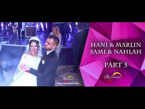 Hani & Marlin / Sami & Nahlah - Part 5 - Honar Kandali / Ramy Ali / Aras Rayes - By Roj Company