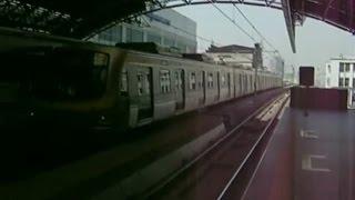 2008/03/19 マニラ LRT アラネタ・センター-クバオ駅 / Manila LRT: Araneta Center-Cubao