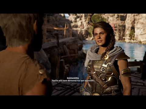 Assassin S Creed Odyssey The Arena Of Pephka Part Three Youtube