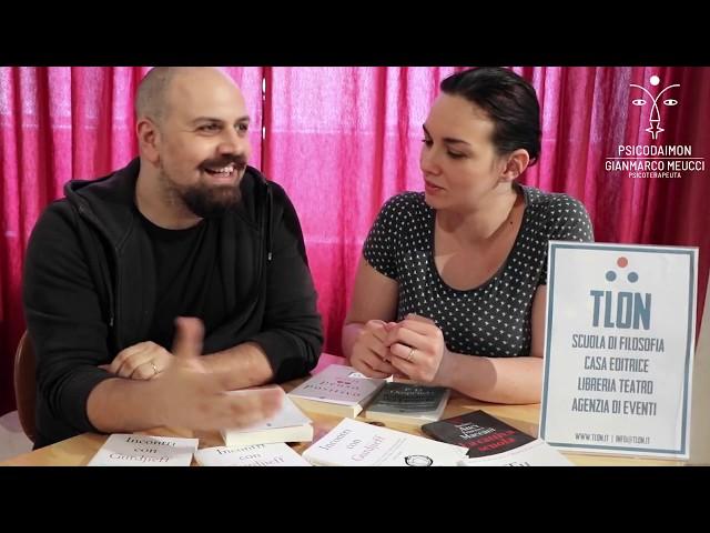 Intervista Andrea Colamedici  e Maura Gancitano Parte 1