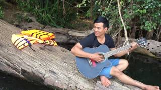 Download កំហុសបង, Kom hos bong guitar cover MP3 song and Music Video