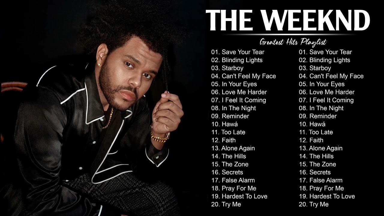 T H E W E E K N D Greatest Hits Full Album - Best Songs Of T H E W E E K N D Maxresdefault