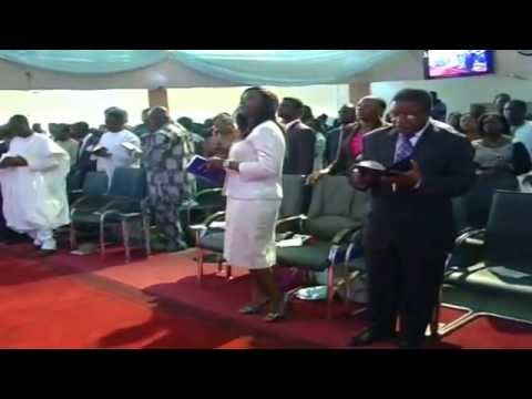 Celebration Voices- C.G.M.I. Abuja - The Medley