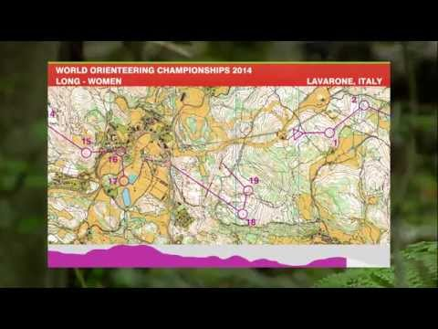 World Orienteering Championships 2014 Long Distance