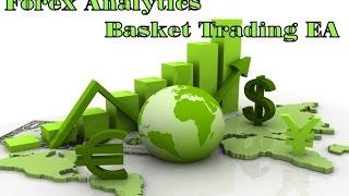 Forex Analytics - Basket Trading EA