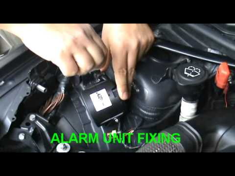 hqdefault laserline wireless alarm youtube flashpoint car alarm wiring diagram at n-0.co