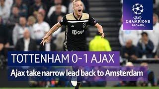 Tottenham vs Ajax (0-1) | UEFA Champions League Highlights