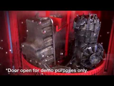 Automotive Parts Washer | Spray Wash Cabinet | Ranger Products
