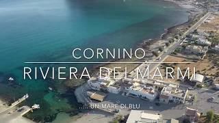 Cornino, Il Monte Cofano, La Riviera Dei Marmi, Un Mare Di Blu