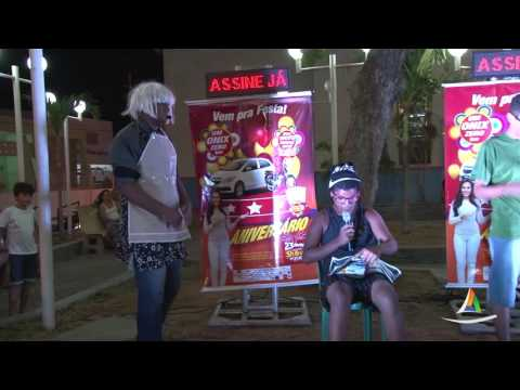 Assista ao show Caça Talentos do Humor promovido pela sua Web TV Canal Areia Branca