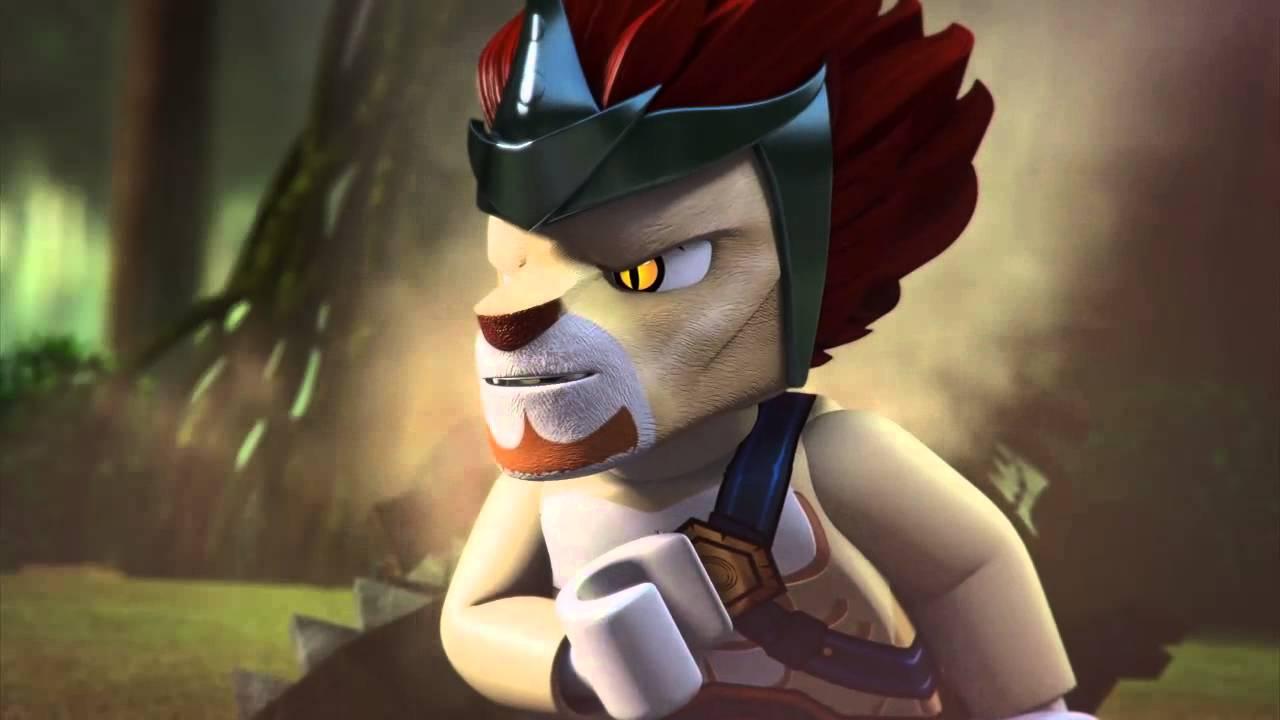 LEGO® CHIMA™ - Webisodes - Lennox the Brave - YouTube