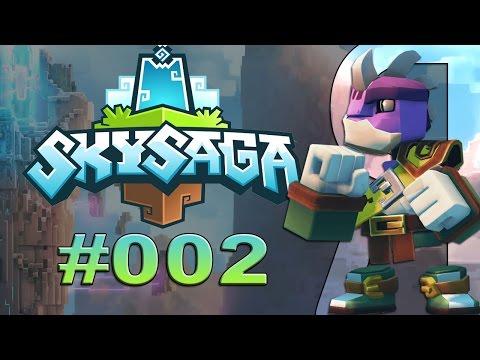 Sky Saga #002 - Einen Freund besuchen | Sky Saga: Infinite Isles Gameplay Deutsch