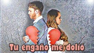😞Tu Engaño Me Dolió😥 - [Rap Romantico 2016-2017] Mc Richix Ft Jennix