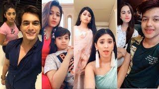 Download lagu Ye Rishta Kya Kehlata Hai Tiktok Videos Naira, Kartik, Riyaz, Jannat, Vaishnavi, Nidhi