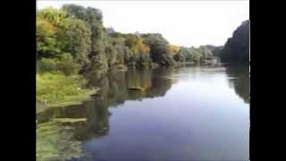 Лето на реке Десна, Брянск(Съёмки с