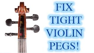 How to Fix Tight Pegs (EASY!)