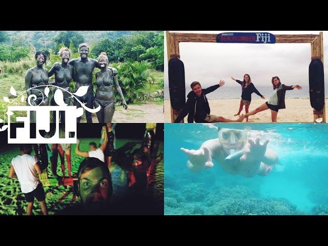 Around the world in 150 days / Fiji / Week 2