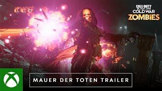 Mauer Der Toten Trailer | Season Four | Call of Duty®: Black Ops Cold War