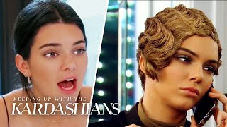 6 Times Kendall Couldn't Avoid the Drama | KUWTK | E!