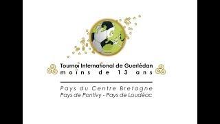 Tournoi International U13 Guerledan 2017