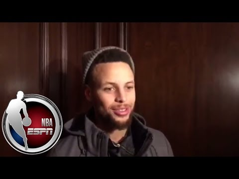 Why Stephen Curry might be thinking about picking Giannis at the NBA All-Star Game | ESPN