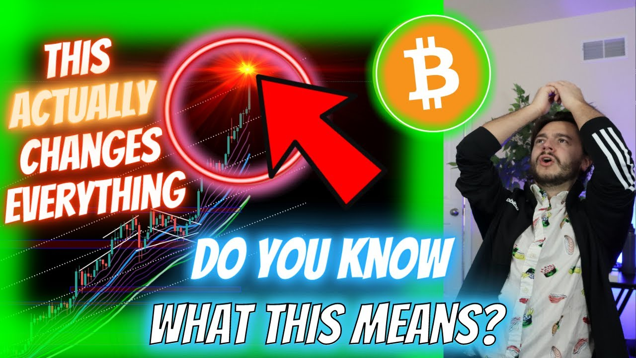 MASSIVE BITCOIN **WARNING** - THIS CHANGES IT ALL!! 2 REASONS BITCOIN JUST UNLEASHED THE ULTRA BULL