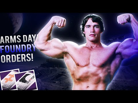 Destiny - Arms Day! Bad But Funny Week. DIS-43, DIS-47, Arminius-D and More! PDX-45 For next week!